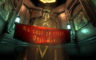 Andrew Ryan und seine Vision in Bioshock