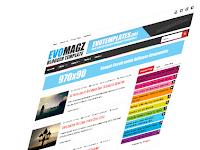 Evomagz versi 2.1 template blogger responsive buatan mas sugeng