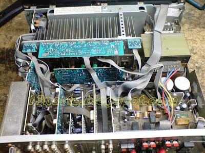 VSX-9900S destapado