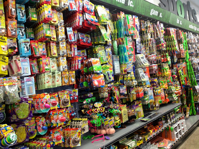 Toys For 5 : Store field trip five below