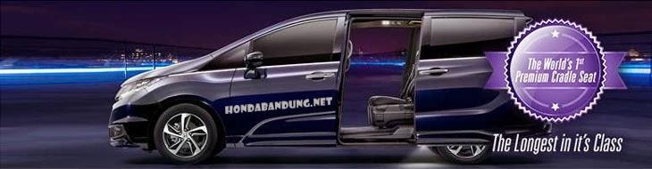 Interior All New Honda Odyssey