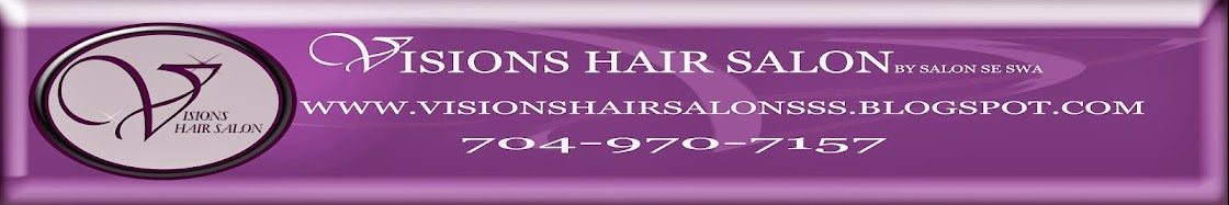 Visions Hair Salon by SSS