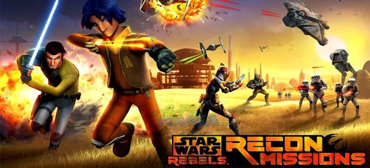 Download Star Wars Rebels: Recon Apk + Data Torrent