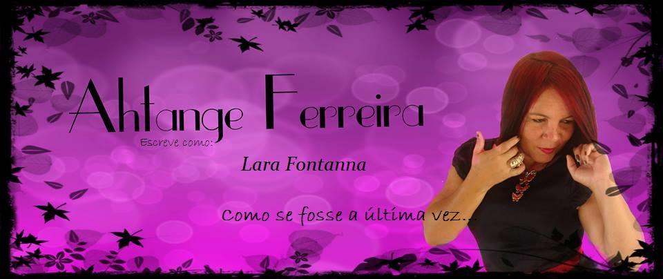 Escritora Ahtange Ferreira