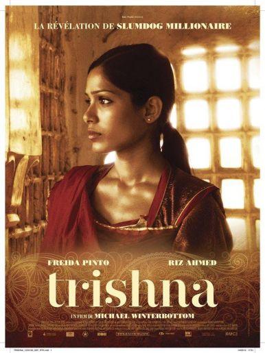 affiche film Trishna