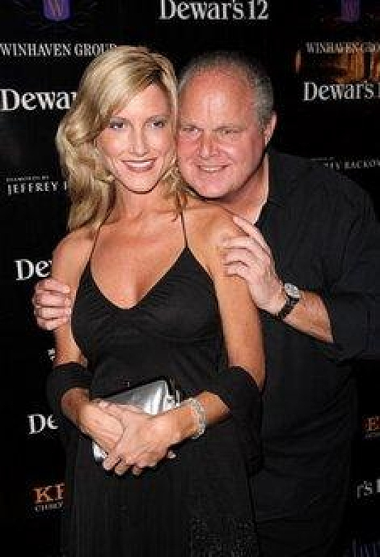 Rush limbaugh girlfriend and or closeted limbaugh