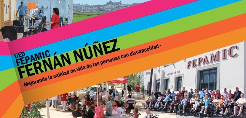 UED FEPAMIC FERNÁN NÚÑEZ