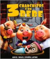 Ver 3 Chanchitos y un bebe (Unstable Fables: 3 Pigs & a Baby) (2007)  Online