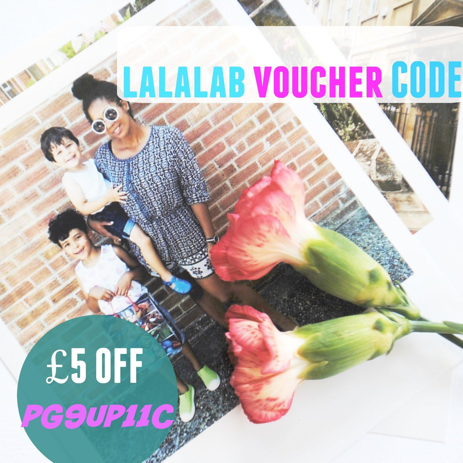 Lalalab Voucher