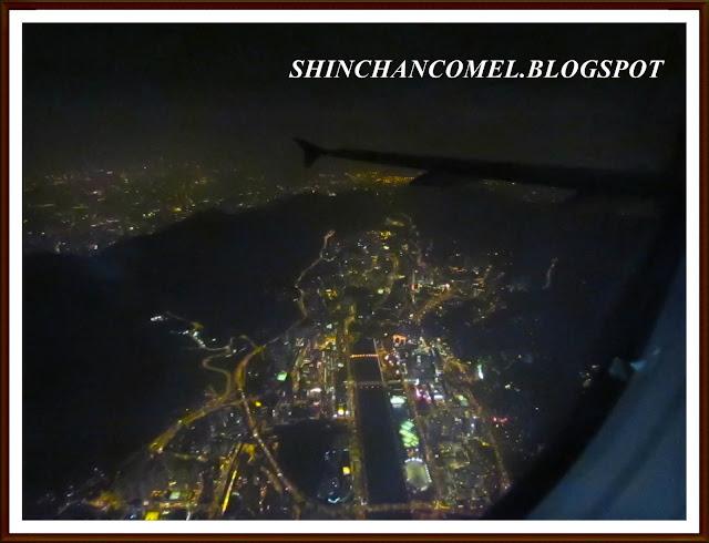 hong kong sky view pandangan udara