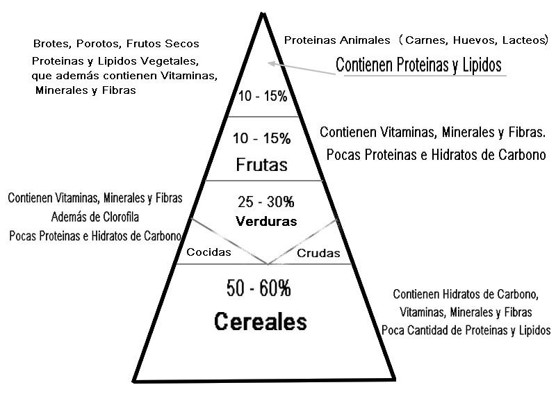 Bajemos un cambio, cambiemos el rumbo: Terapia Alimenticia