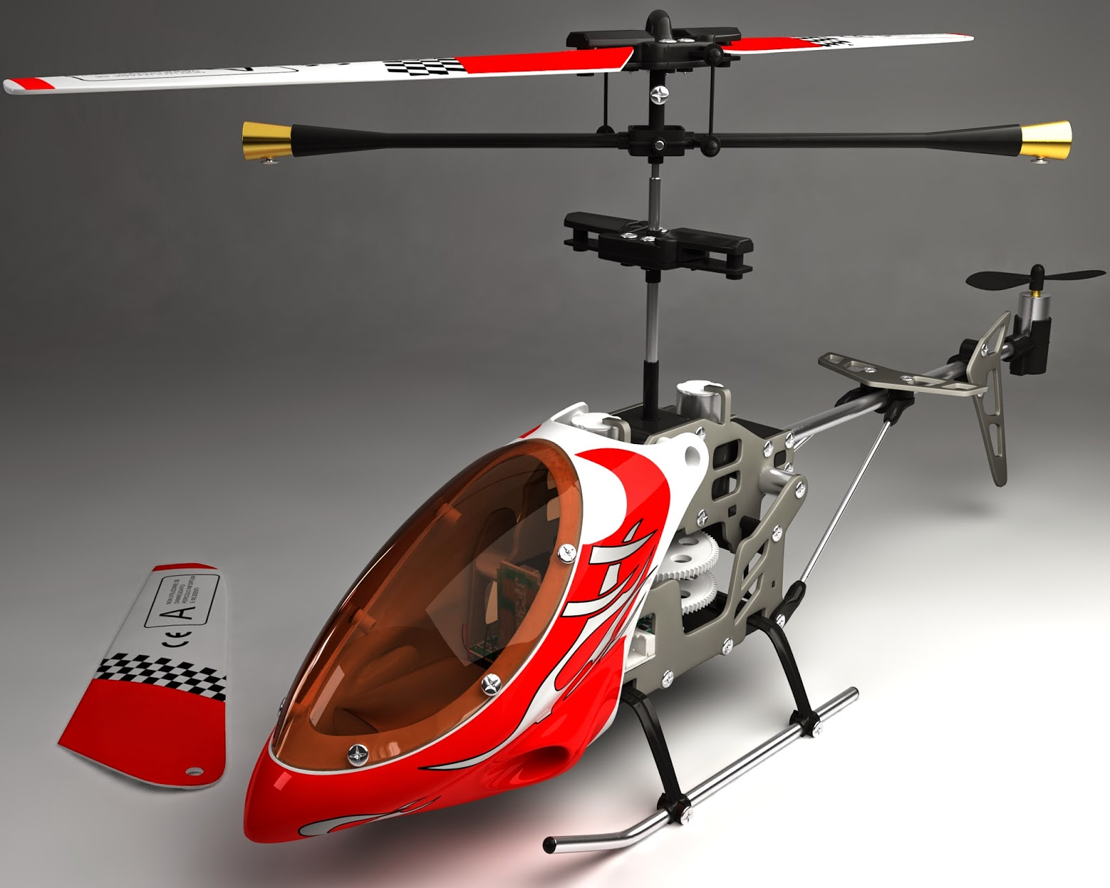 Elicottero 3d Model : Helicopter free d models download free d