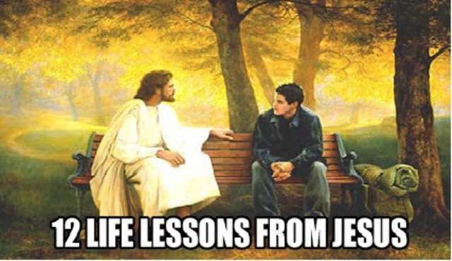 greatest life lessons from Jesus