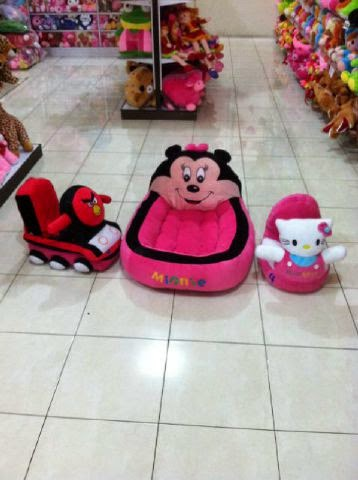 Ini gambar Kasur Boneka Bayi Lucu Minnie Mouse