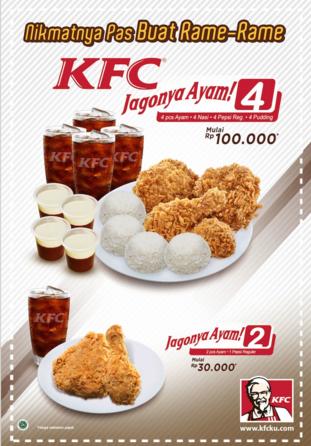 KFC Jagonyan Ayam