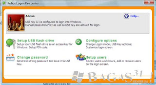 Rohos Logon Key 2.2 + Crack 2