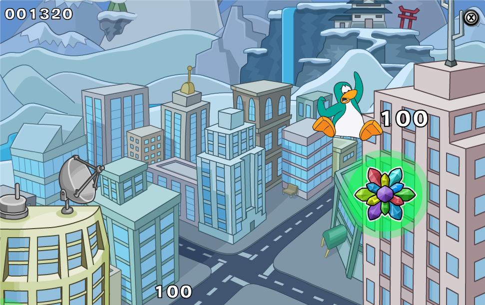 Club penguin azubik - Reparador de cristales ...