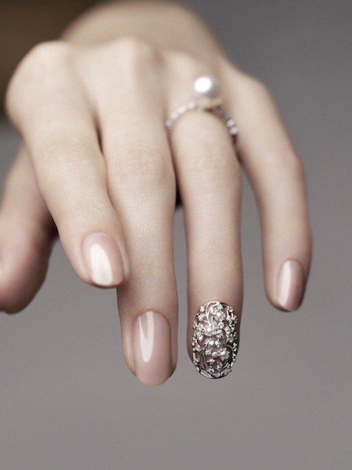 The Ultimate Nail Bling Ring Finger Art Mythirtyspot