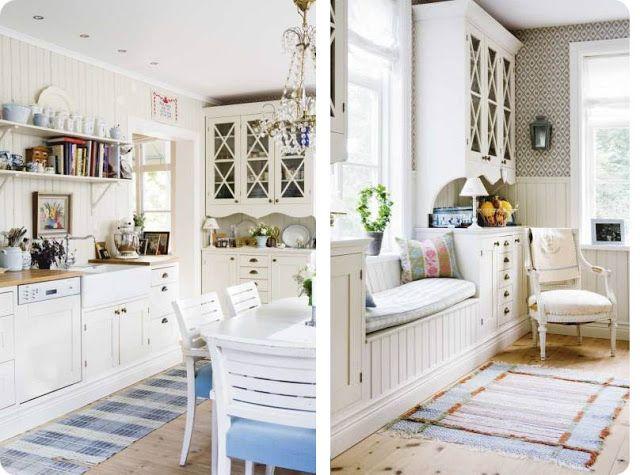 Blog Arredamento Nordico: Cucine con soffitto basso casafacile open ...