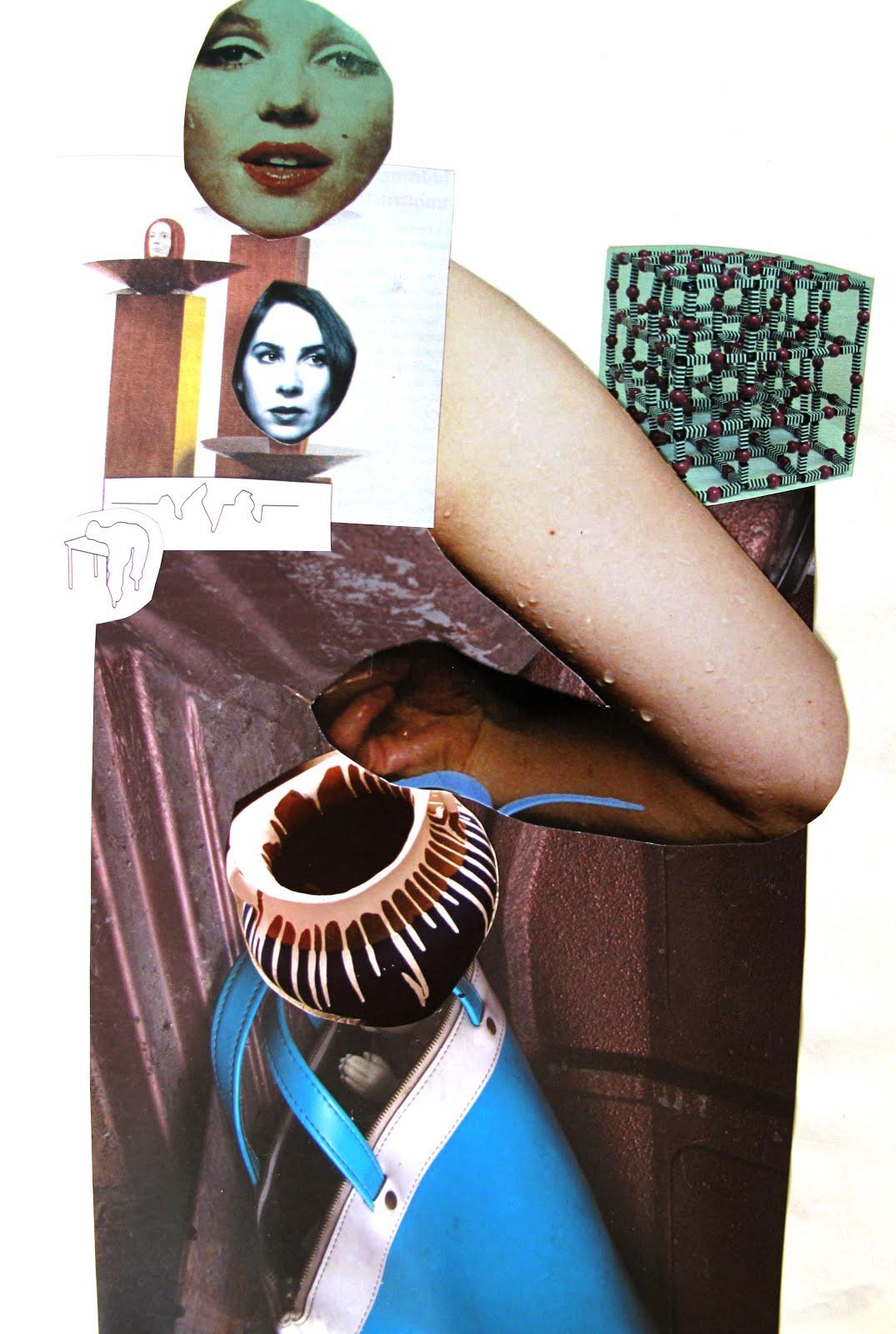Modernismo Anacronico Collage #9