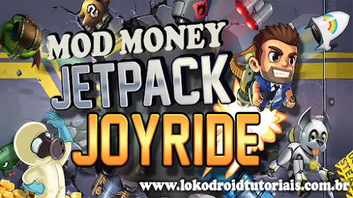 Jetpack Joyride Mod dinheiro infinito