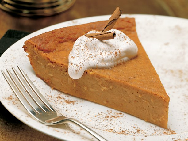 Rett Girl Blog: Impossibly Easy Pumpkin Pie! Gluten Free