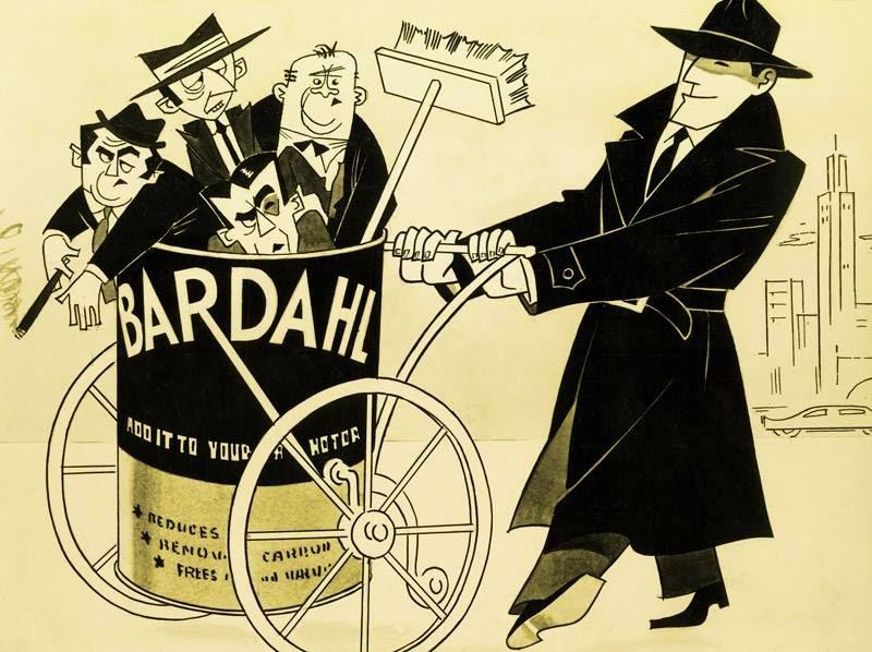 Tudo anda bem com Bardahl