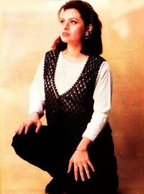 Bangladeshi Model Bijori Wears Fashionable Dress
