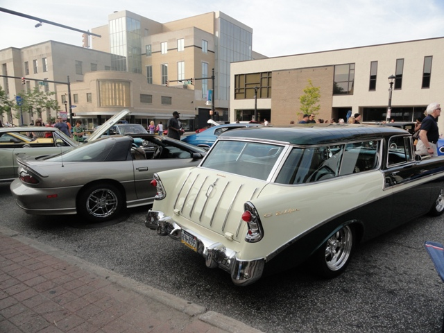 calling all rodders cruisetown erie returns in 2012
