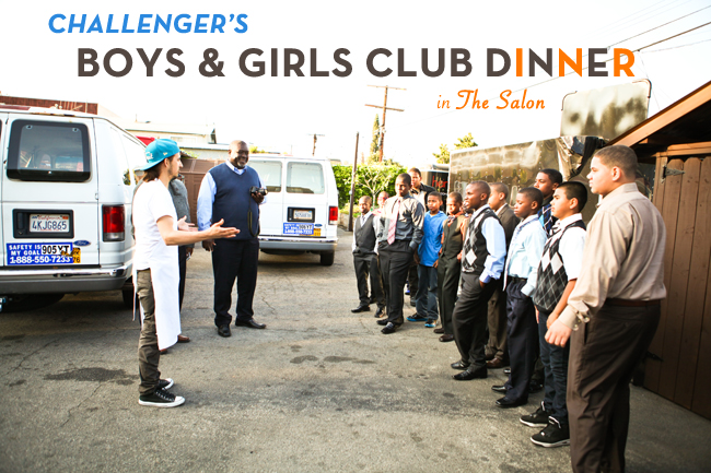 Challengers Boys and Girls Club Manhood Dinner