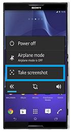 Cara Screenshot Sony Xperia Z Semua Series