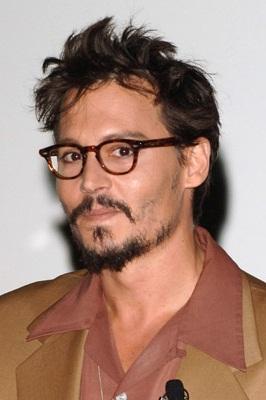 Actor Johnny Depp Movie