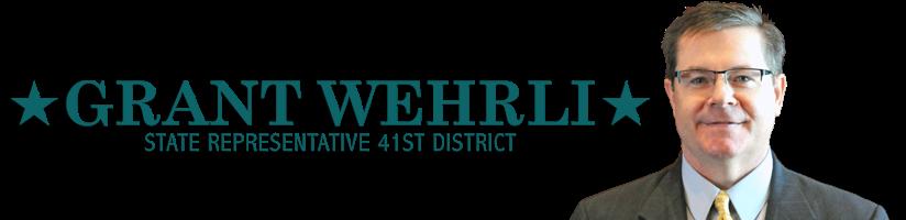 Illinois State Representative Grant Wehrli
