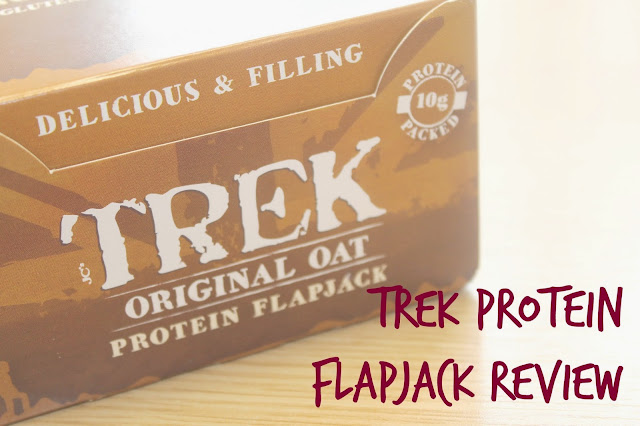 Protein Flapjack Review