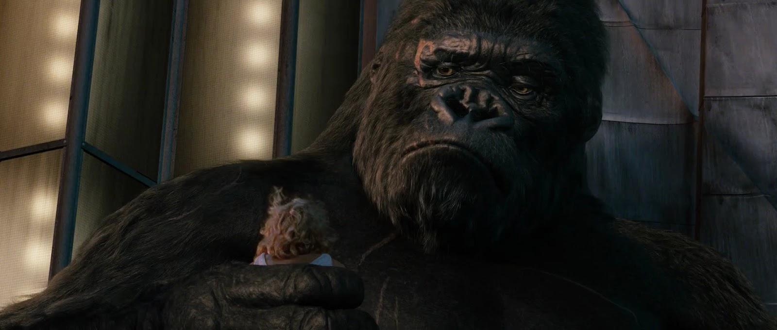 King Kong 3d Trailer Uglies By Scott Westerfeld Movie Trailer -> Pelismegahd