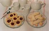Masas y tortas para la hora del té