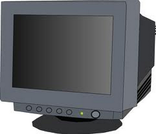 Explain Monitor LCD and LED in Hindi