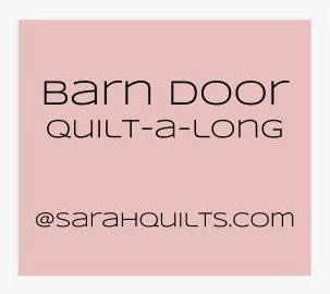 Barn Door Quilt A-Long