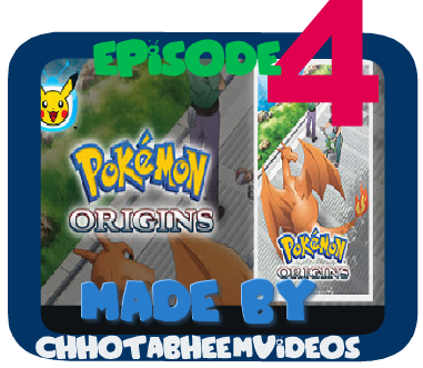 Pokemon Origins Episode 04 Charizard English Dubbed