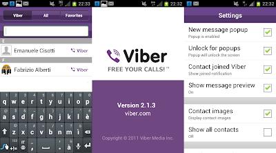 تحميل برنامج فايبر Viber مجانا لجميع أنواع الهواتف Download Viber