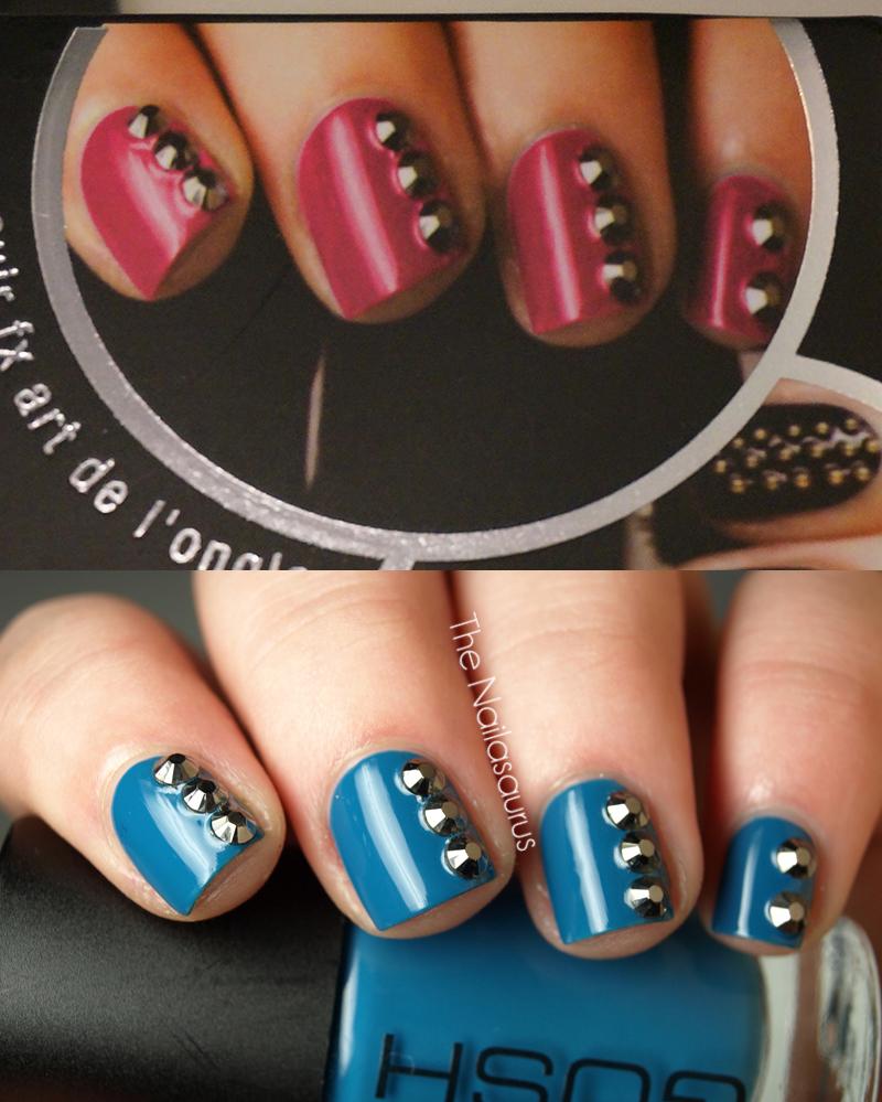 Lovestruck Lacquer: Stolen Images on Nail Art Kit
