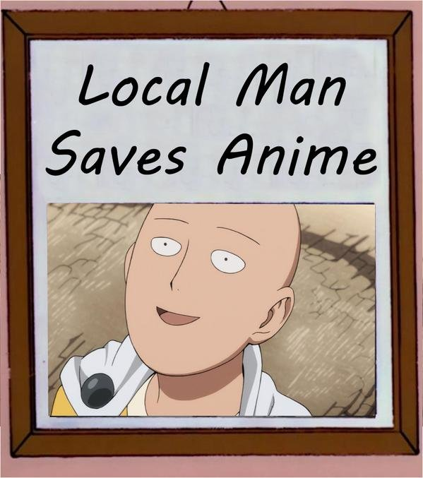 one punch man memes