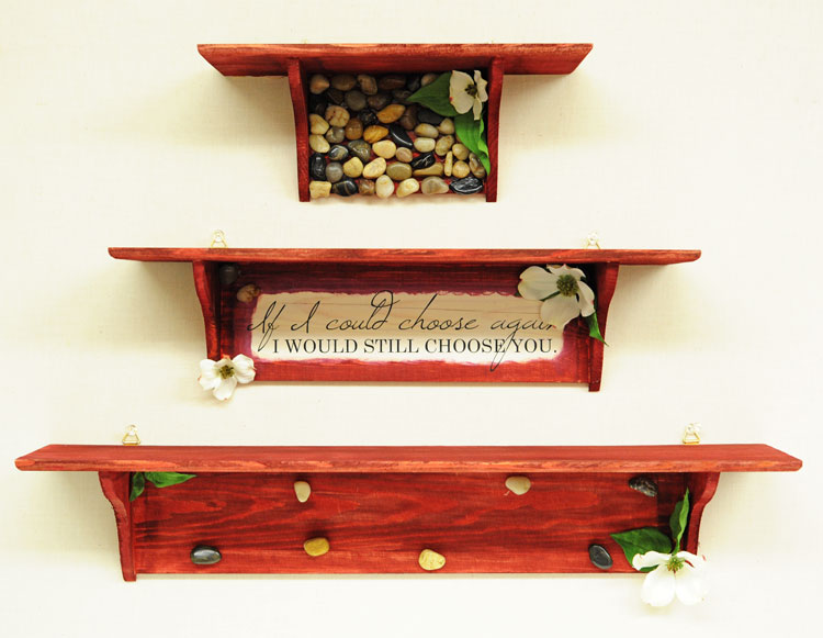 Ben Franklin Crafts And Frame Shop D I Y Zen Shelves