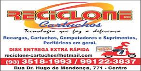 Reciclone Cartuchos