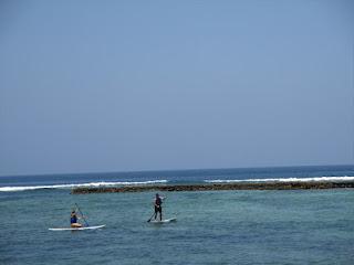 Wisata Pantai Club Med Nusa Dua Bali