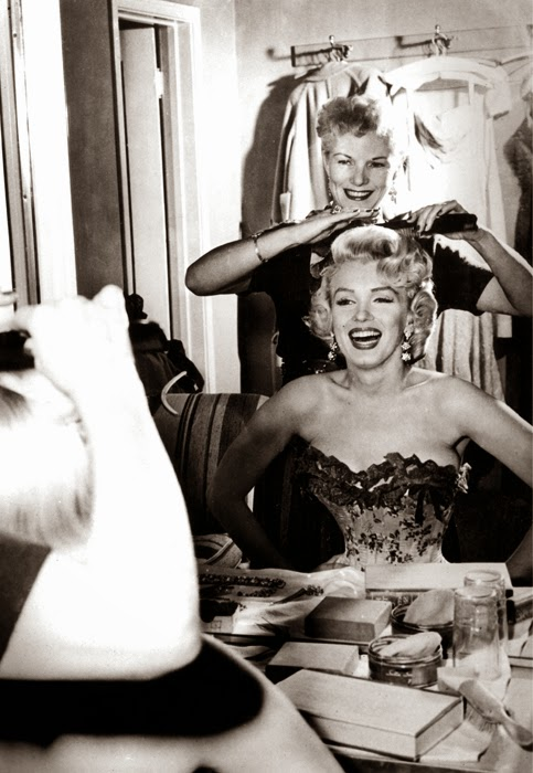 Marilyn Monroe tocador