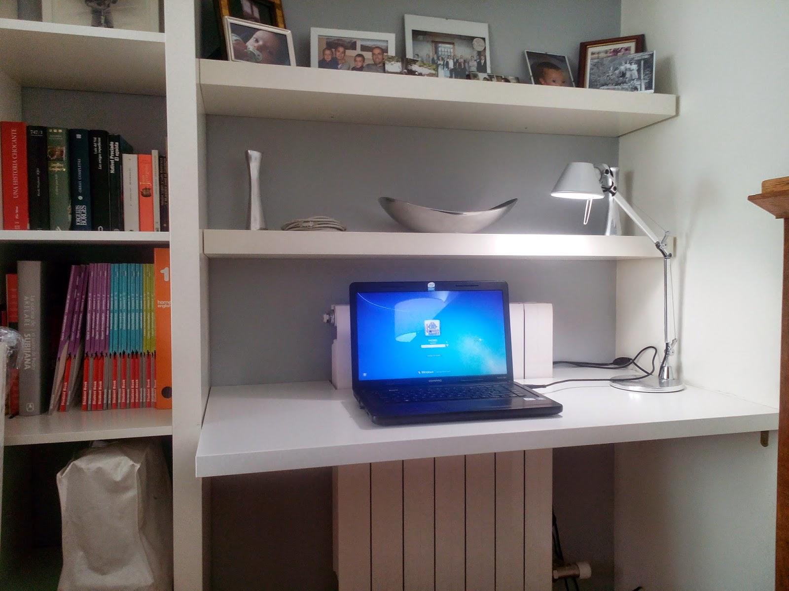 Un escritorio a medida para expedit mi llave allen - Estanteria en esquina ...