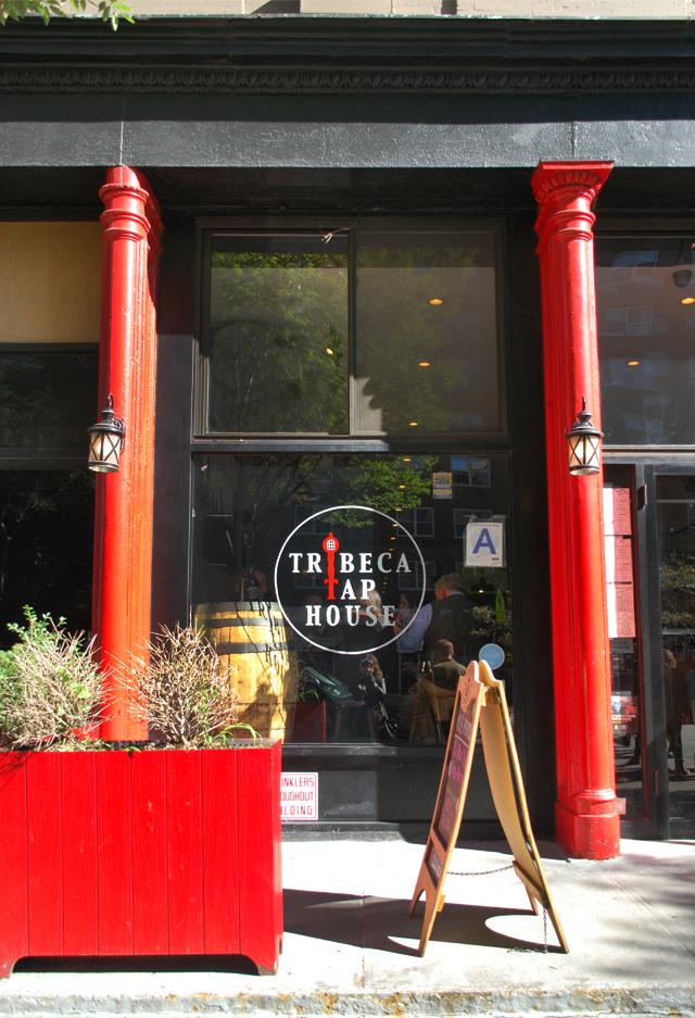 The Tribeca Tap House, TriBeCa, Manhattan, New York | Em Busy Living