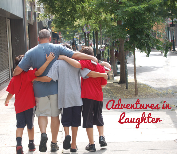 Adventures in Laughter