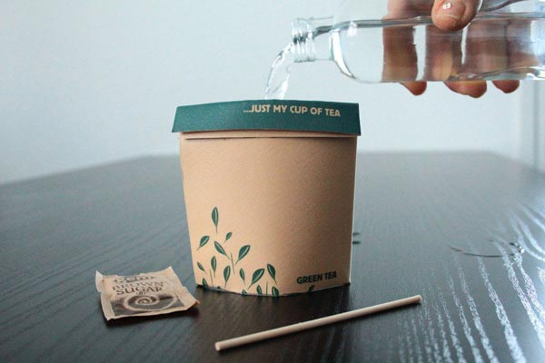 25 creative examples of paper cup designs